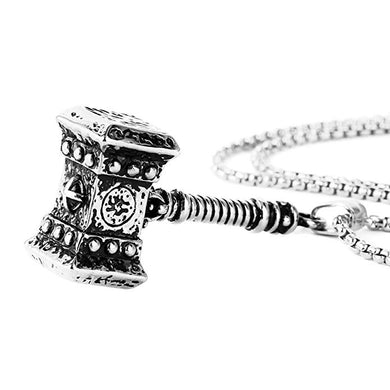 Thor's Battle Hammer Necklace