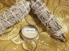 White Sage Salve By Gavenia Divina