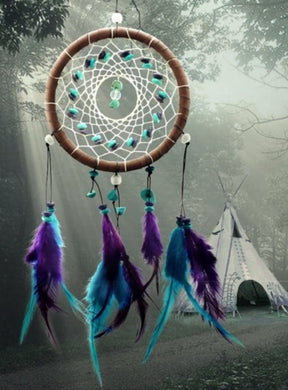 Native Majestic Dream Catcher