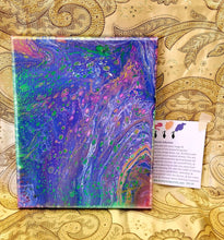 Genie Infusion Canvas Painting By Manoah