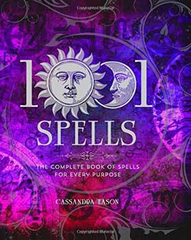 1001 Spells for Every Purpose Book By Cassandra Eason