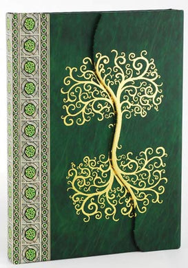 Celtic Tree Hardback Journal