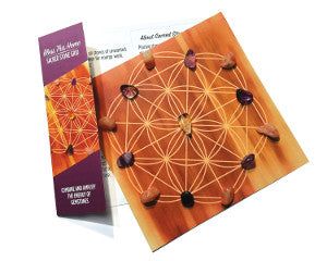 Bless This Home Mini Crystal Grid Set