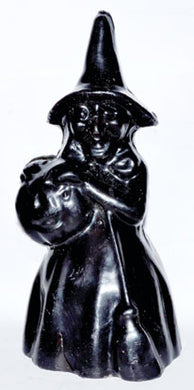 Witch Figure Candle 7