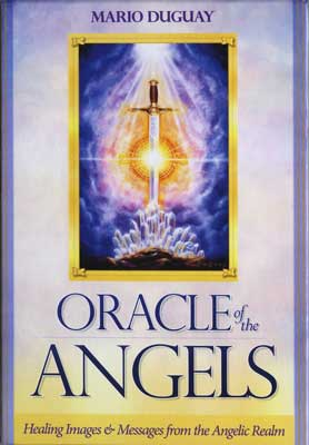 Oracle of the Angels Deck & Guidebook Set