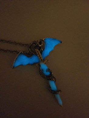 Sword Guardian Necklace