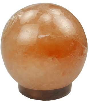 Sphere Himalayan Salt Lamp 6