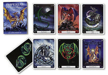 Imperial Dragon Oracle Deck By Andy Baggott & Peter Pracownik