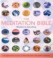The Meditation Bible Book By Madonna Gauding