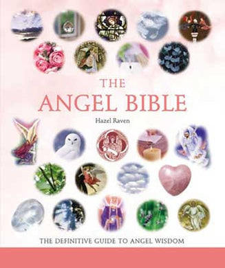 The Angel Bible Book By Hazel Raven