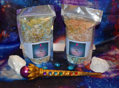 Spiritual Awakening Ritual Herbal Bath Salt By Gavenia