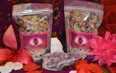 Goddess Dreams Ritual Herbal Bath Salt By Gavenia