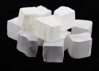 Selenite Mini Cubes