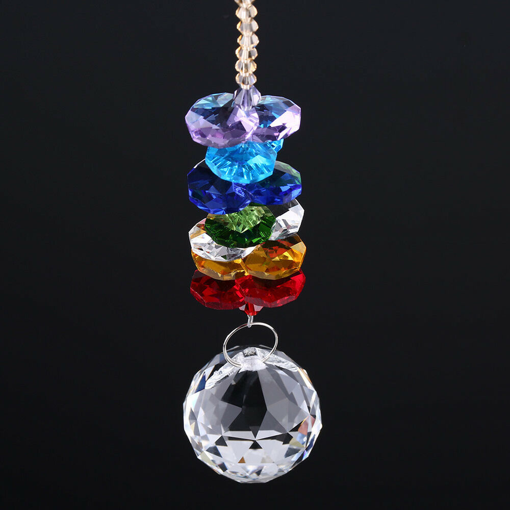 Rainbow Crystal Sun Catcher