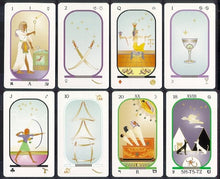Brotherhood of Light Egyptian Tarot Deck