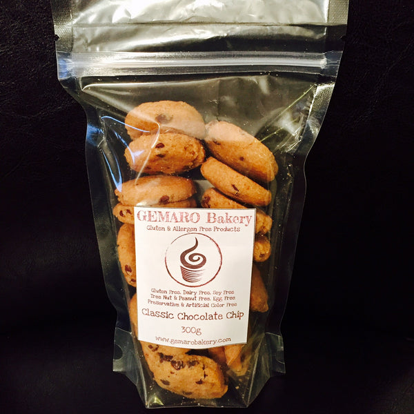 Classic Chocolate Chip Cookies 125g or 300g