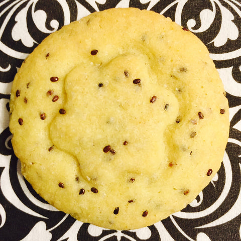 Organic Chia Lemon Cookie 125g or 300g