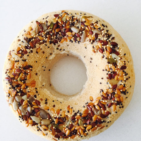 Multi-Seeds Bagels (Bag of 4)