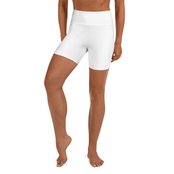 Aura Shorts - White