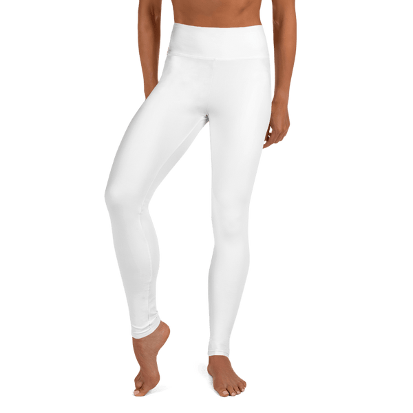Aura Leggings - White