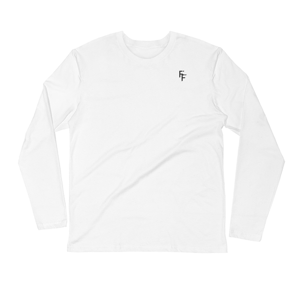 Pursuit Long Sleeve - White