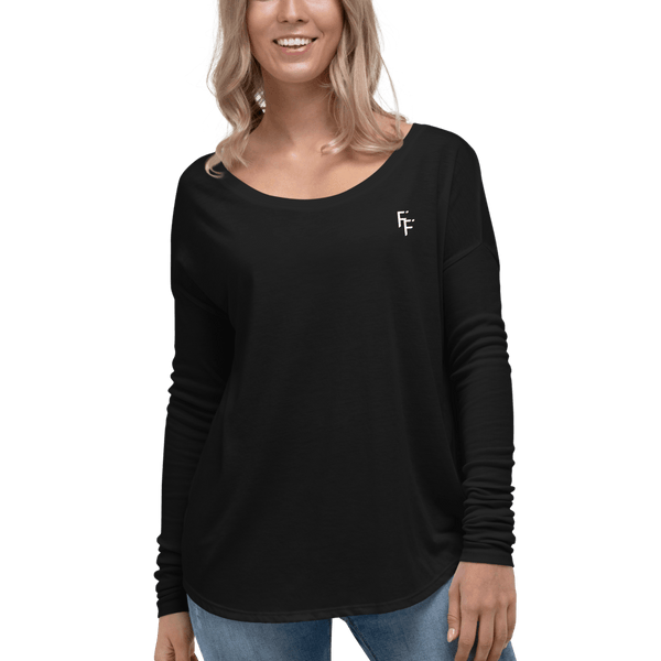 Aura Long Sleeve - Black