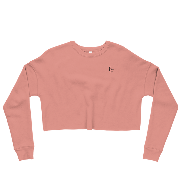 Prestige Crop Sweater - Muave