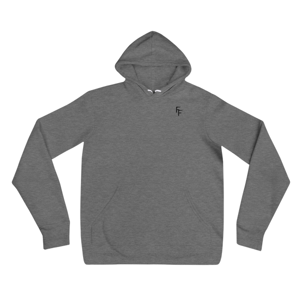 Pursuit Hoodie - Deep Heather