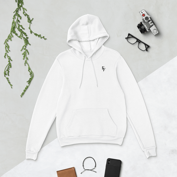 Pursuit Hoodie - White