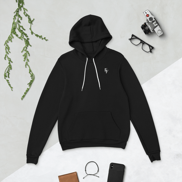 Pursuit Hoodie - Black