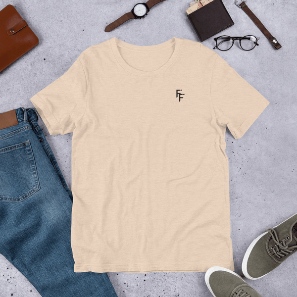 Pursuit Tee - Cream