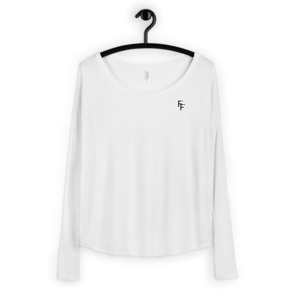 Aura Long Sleeve - White