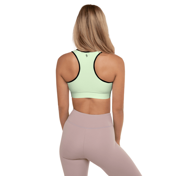 Aura Sports Bra - Mint
