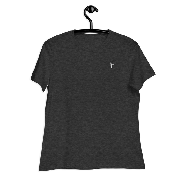 Pursuit Tee - Charcoal
