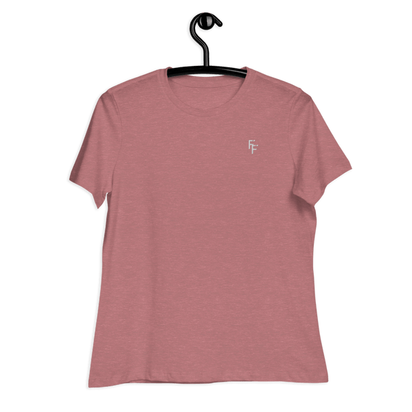 Pursuit Tee - Mauve