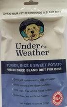 Under the Weather - Convenient Bland Diet for Sick Pets (5 varieties)
