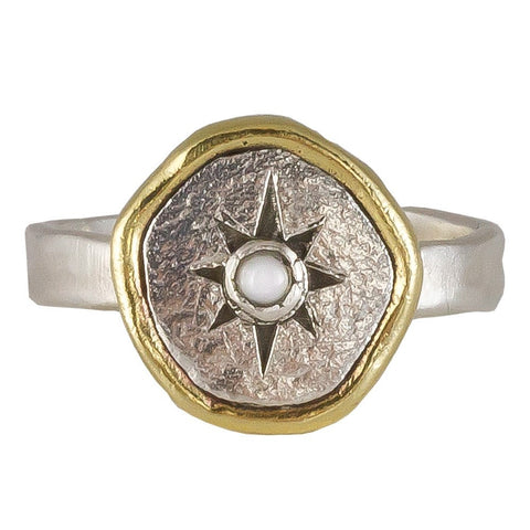 Waxing Poetic Wandering Star Ring - from Holsten Jewelers