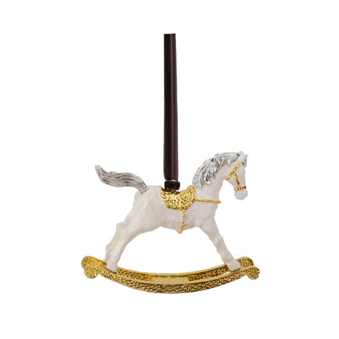 Rocking Horse Ornament - from Holsten Jewelers