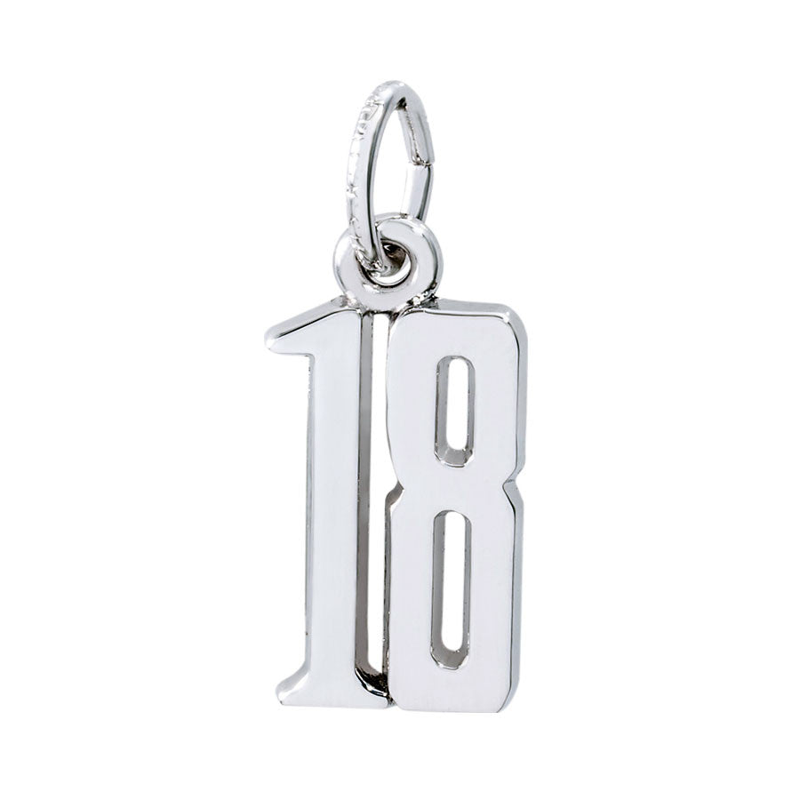 #18 Charm - from Holsten Jewelers