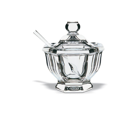 Baccarat Harcourt Missouri Jam Jar - from Holsten Jewelers