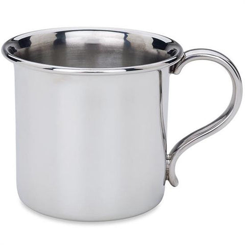 Pewter Concord Baby Cup - from Holsten Jewelers