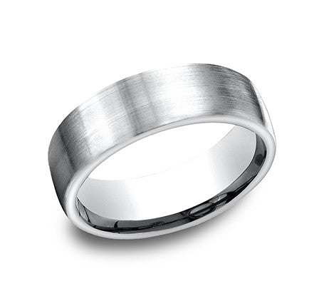 14K 5MM Wedding Band - from Holsten Jewelers