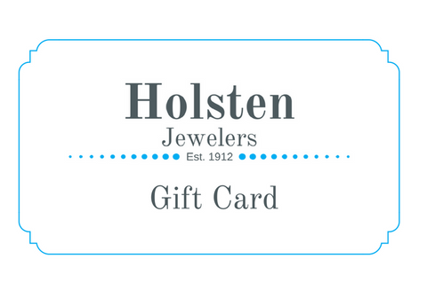 Gift Card - from Holsten Jewelers