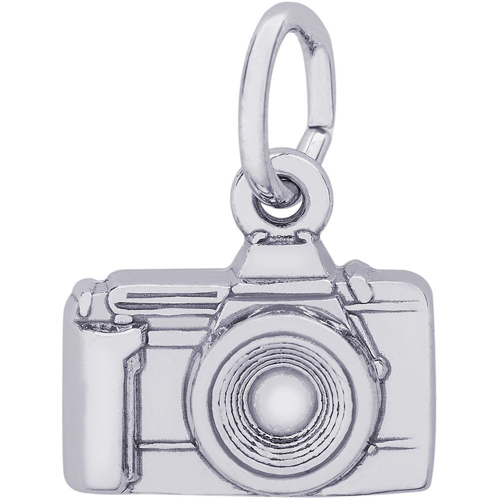 Camera Charm - from Holsten Jewelers