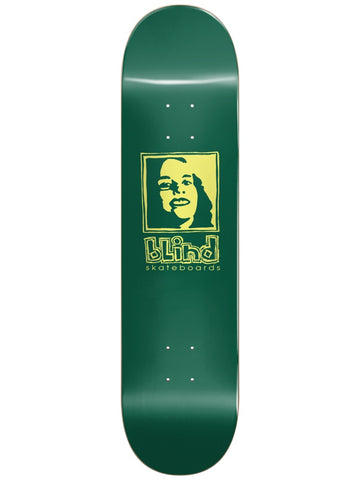 Blind Grn Yel Girl RHM Green 8.375 Skateboard Deck