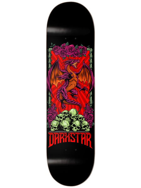 Darkstar Levitate Black 8.375 Skateboard Deck
