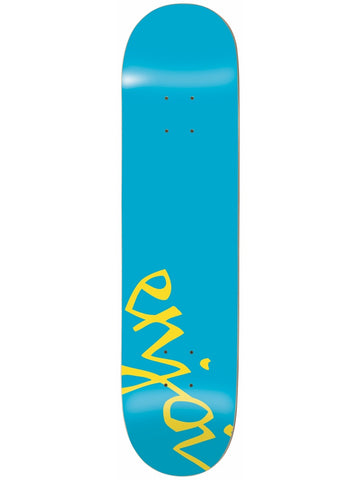 enjoi early 90's 8.0 Blue Skateboard Deck