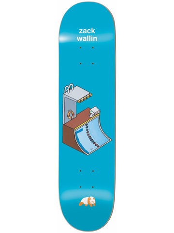 enjoi Wallin Go for the Gold 8.25 R7 Skateboard Deck