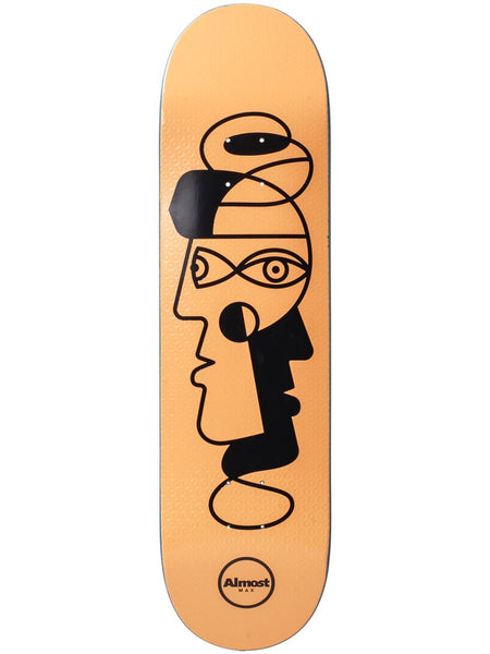 "Almost Twisted Max 8.25"" R7 Skateboard Deck"