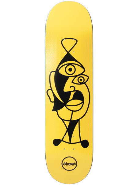 Almost Twisted Youness R7 8.25 Skateboard Deck